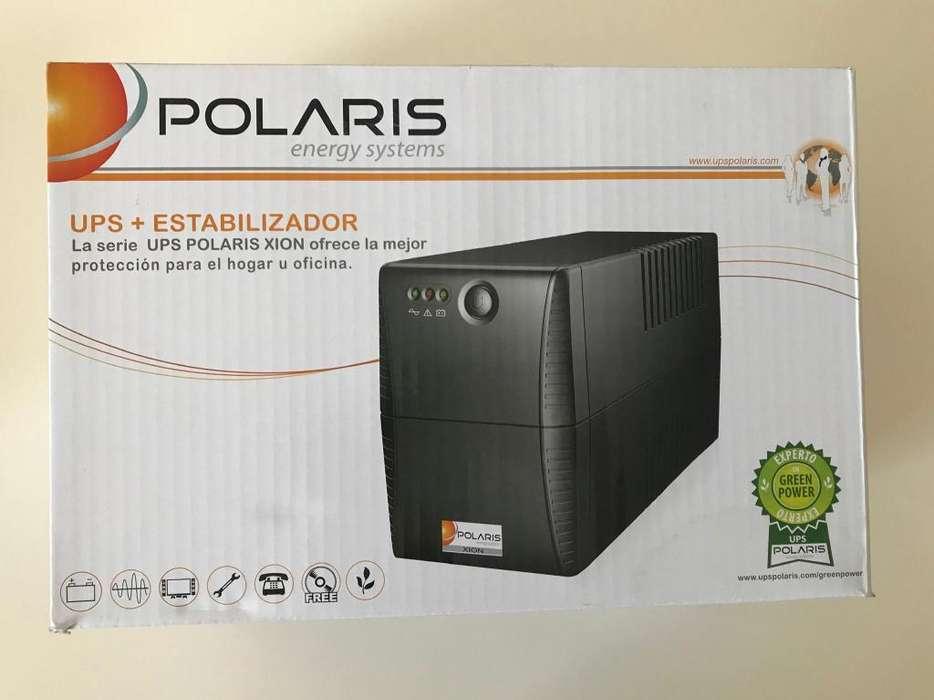 Estabilizador Ups Polaris Nuevo en Caja