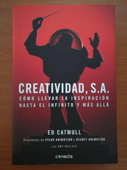 Libro Creatividad S.A.