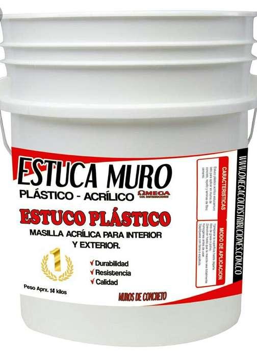 Estuco Plastico Exterior