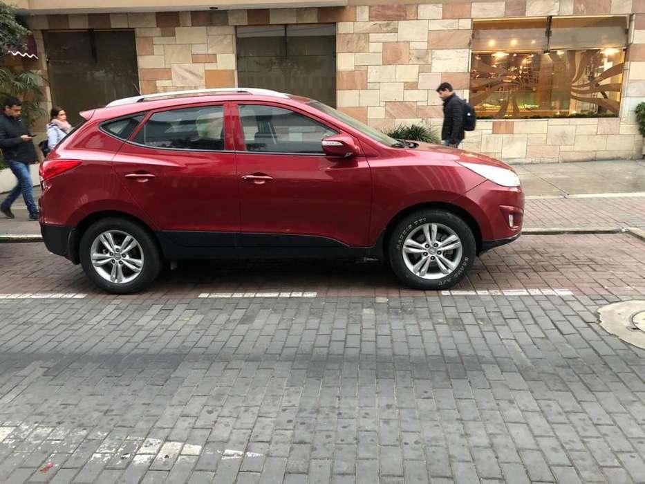 Hyundai Tucson 2013 - 60000 km