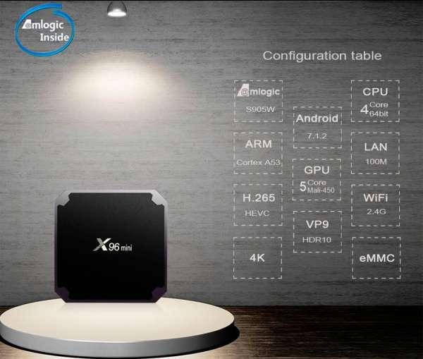Tv box - Convierte tu tv en Smartv