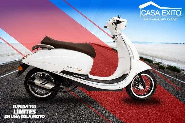 Moto Daytona Dy150 Eivissa 150cc Año 2018 Color Blanco / Negro Casa Éxito