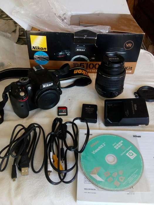 Nikon D5100 13800 Shots