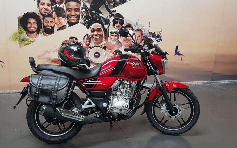 MOTO BAJAJ V15 0KM con un año de Garantias cubierta por la CASA PULSAR INDIAN MOTOS