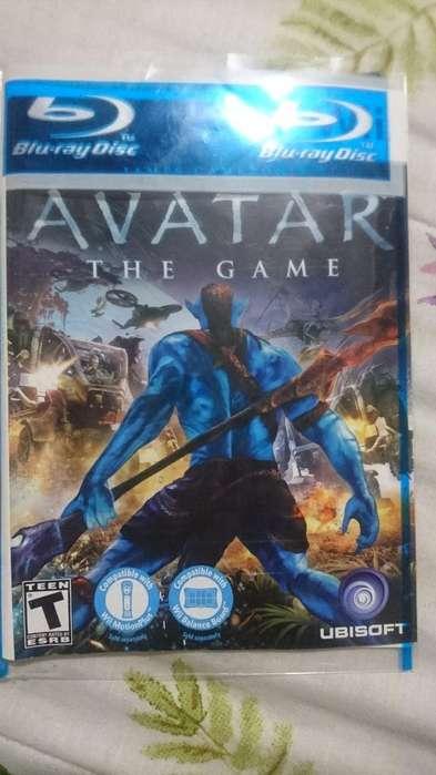 Avatar The Game Wii Original Usado