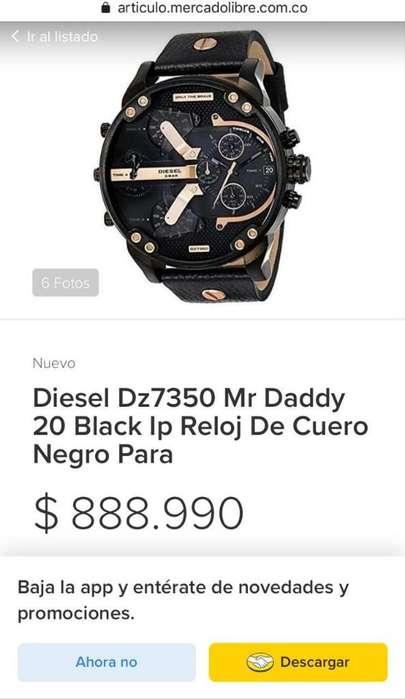 Reloj Original Invicta Y Diesel