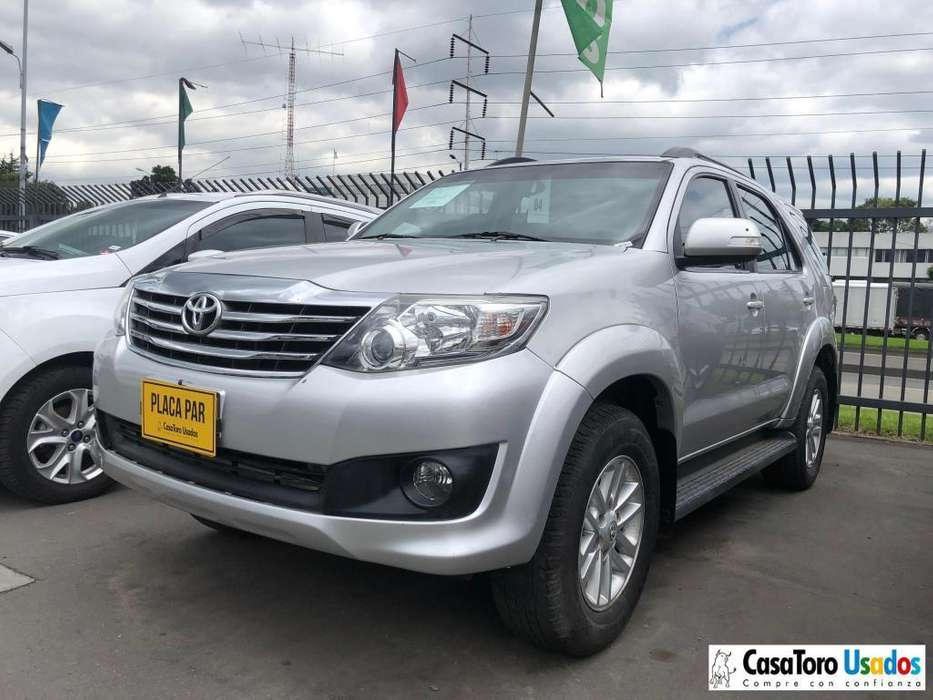 <strong>toyota</strong> Fortuner 2015 - 102844 km