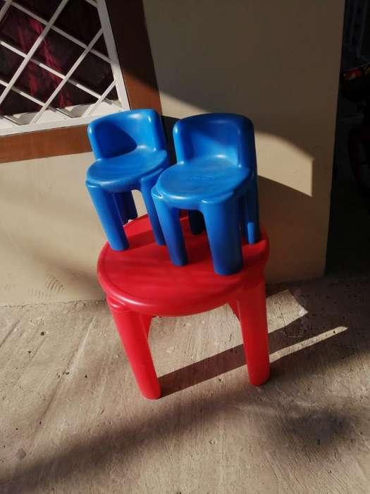 Mesa para Niño O Niña