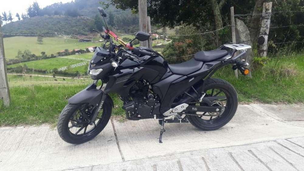 Moto Fzn 250