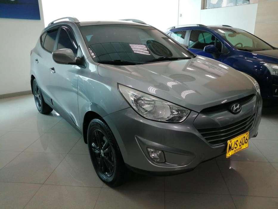 Hyundai Tucson ix-35 2013 - 57600 km