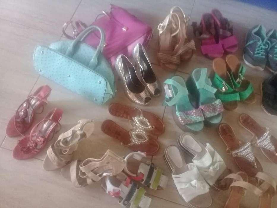 Fardo Completo Zapatos Y <strong>cartera</strong>s 2000