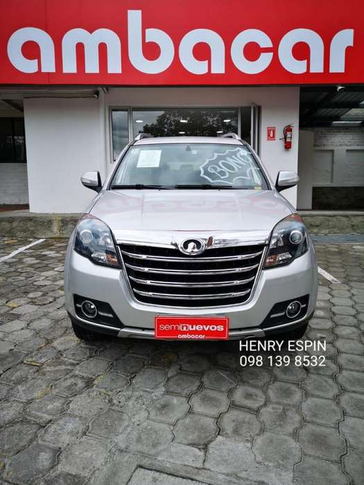 Great Wall H5 2015 - 50390 km