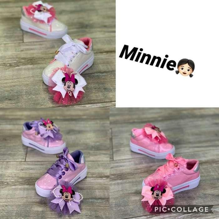 Tennis Minnie Del 21-33
