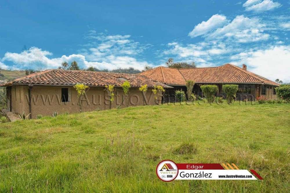 Propiedad 2 hectáreas en EL VALLE 25 minutos de Cuenca