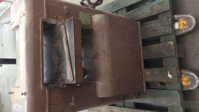 cepilladora de carpinteria