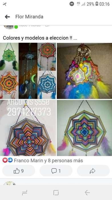 Mandalas Colores Y Modelos a Eleccion