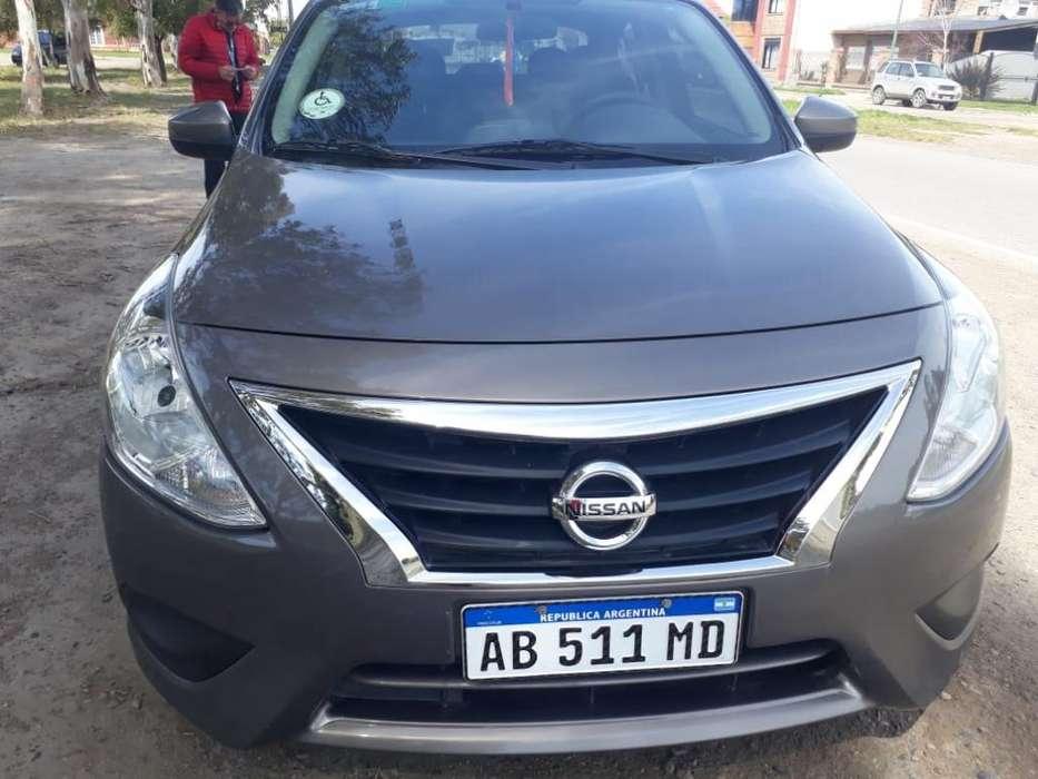 Nissan Versa 2017 - 34000 km