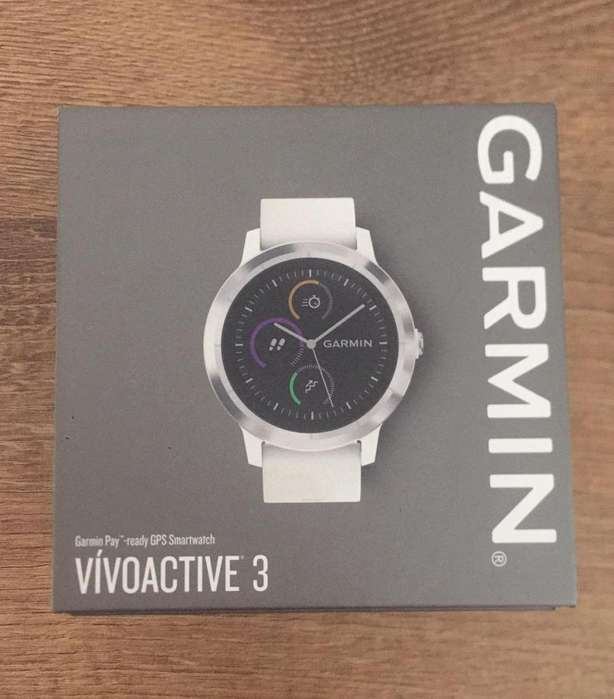 Smartwatch - Garmin Pay - Ready Gps