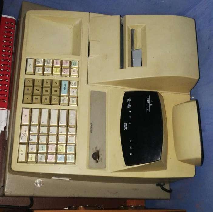 Registradora Tec Ma-1350