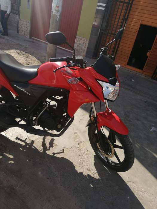 Vendo Moto Honda Cb 110