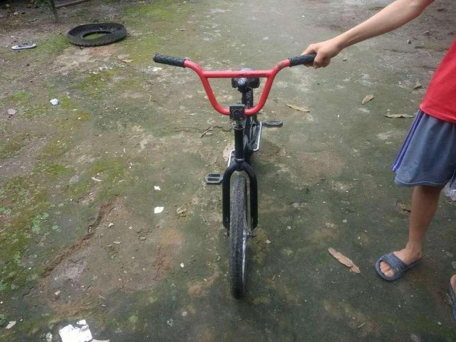 vendo bicicleta de salto