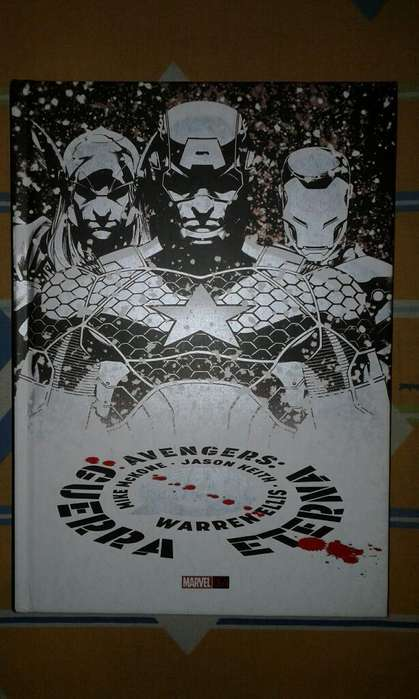 Avengers Guerra Eterna Marvel Comics