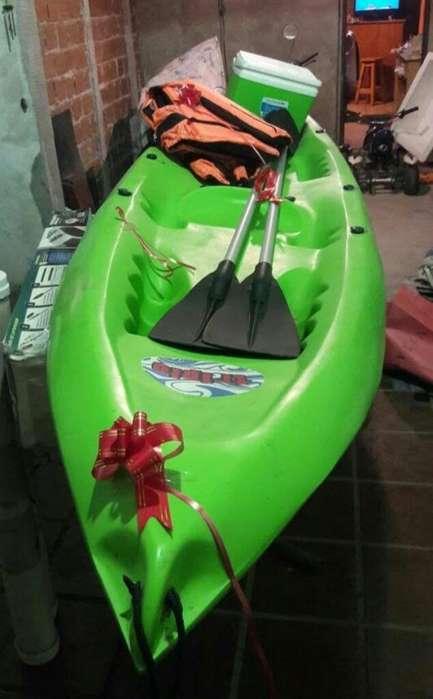 Vendo Kayak Triplo