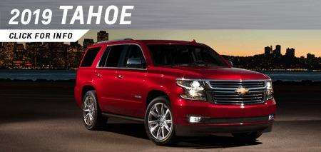 Chevrolet Tahoe 2019 - 0 km