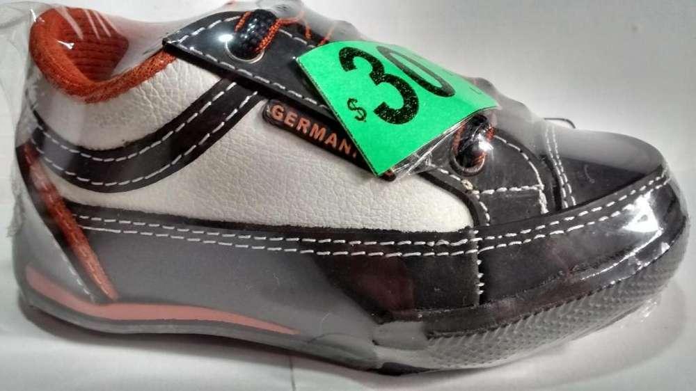 Zapatos para niños 21,22,31y32 Ger2227 Mira mami