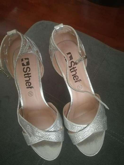 Zapatos de Fiesta Sthef Originales Nuevo