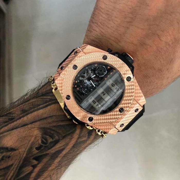 Reloj Hublot Exclusivo