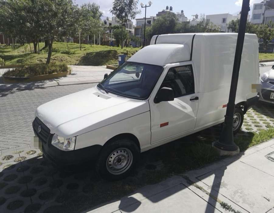 Fiat Fiorino 2014 - 48000 km