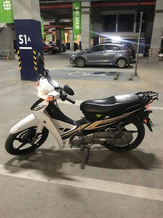 Vendo Moto Yamaha Crypton