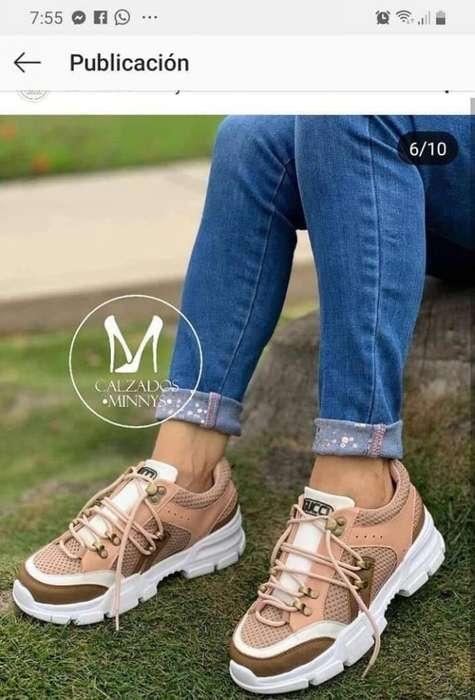 hermosas zapatillas a buen precio