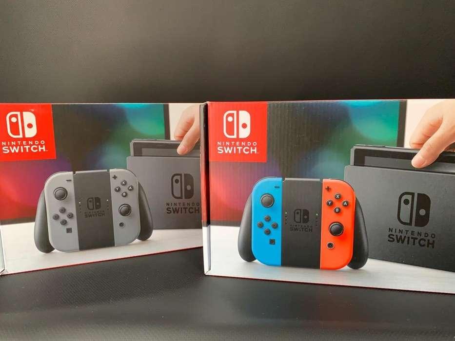 Nintendo Switch de Paquete