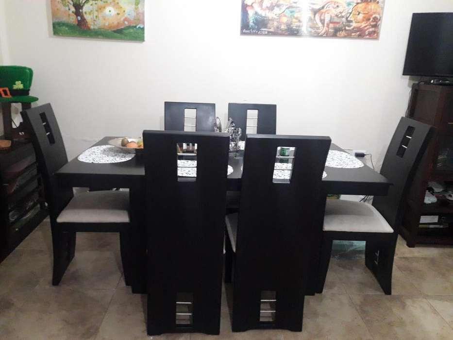Comedor: Casa - Muebles - Jardín en venta en Imbabura   OLX