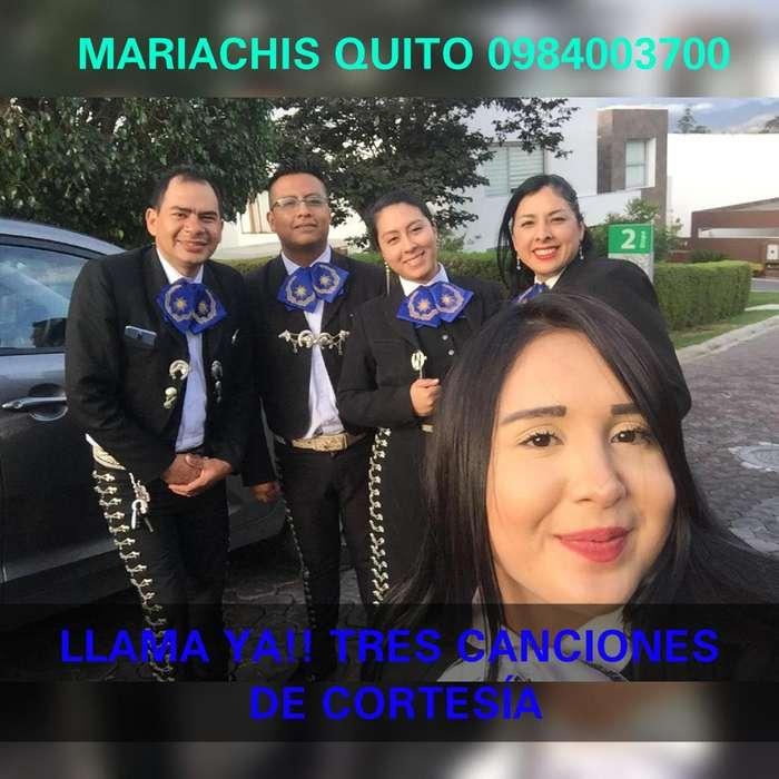 Mariachi Quito Norte Centro Sur Valles
