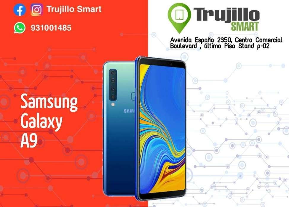 Samsung Galaxy A9 128 Gb Sellado