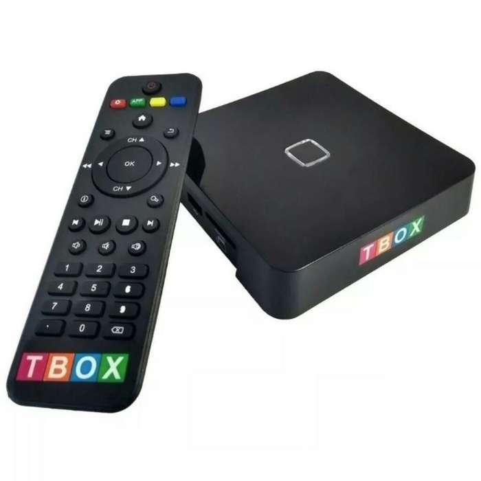Tbox para Hacer Tv Smart