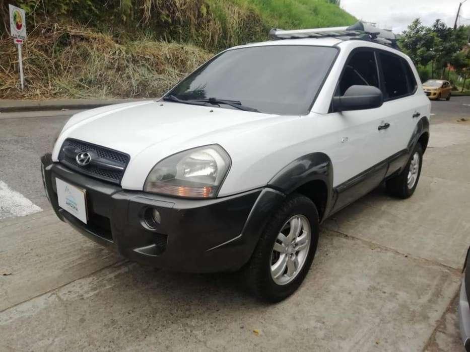 Hyundai Tucson 2007 - 209000 km