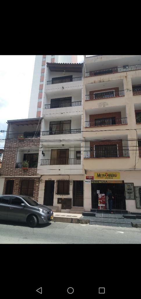 Apartamento en Barrio Obrero 3 Piso, 73m
