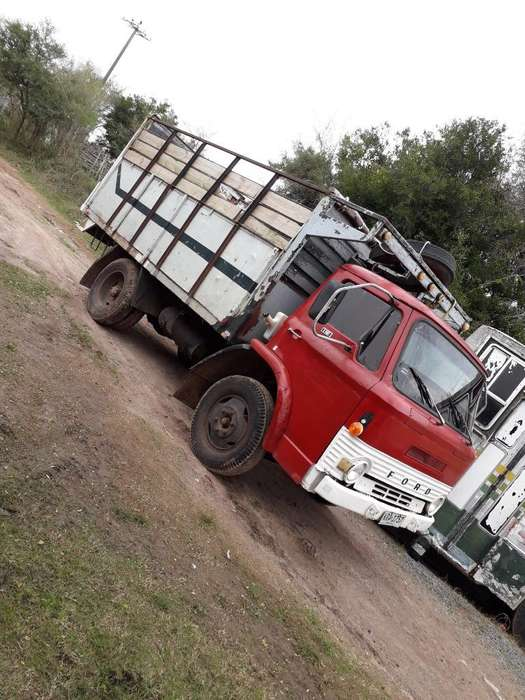 Camion Ford 0507