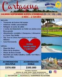 Promocion Tour Cartagena Mes Amor Y Amis