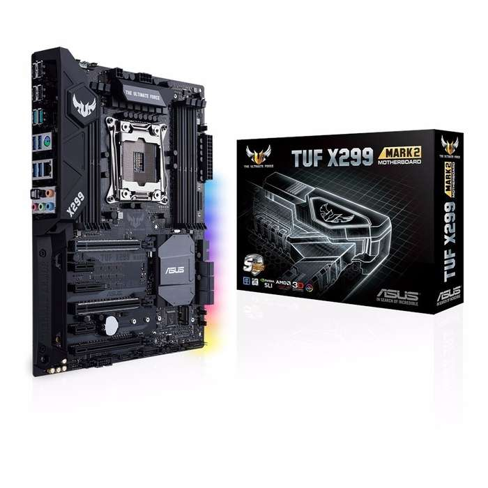 Mother Asus (2066) Tuf X299 Mark 2