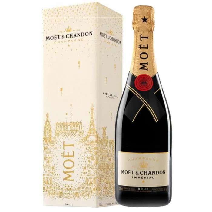 Champagne Importado Moet