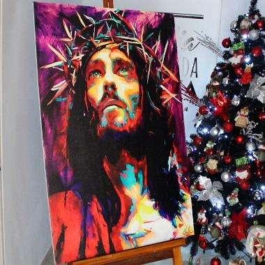 Hermosos cuadro de cristo 2185