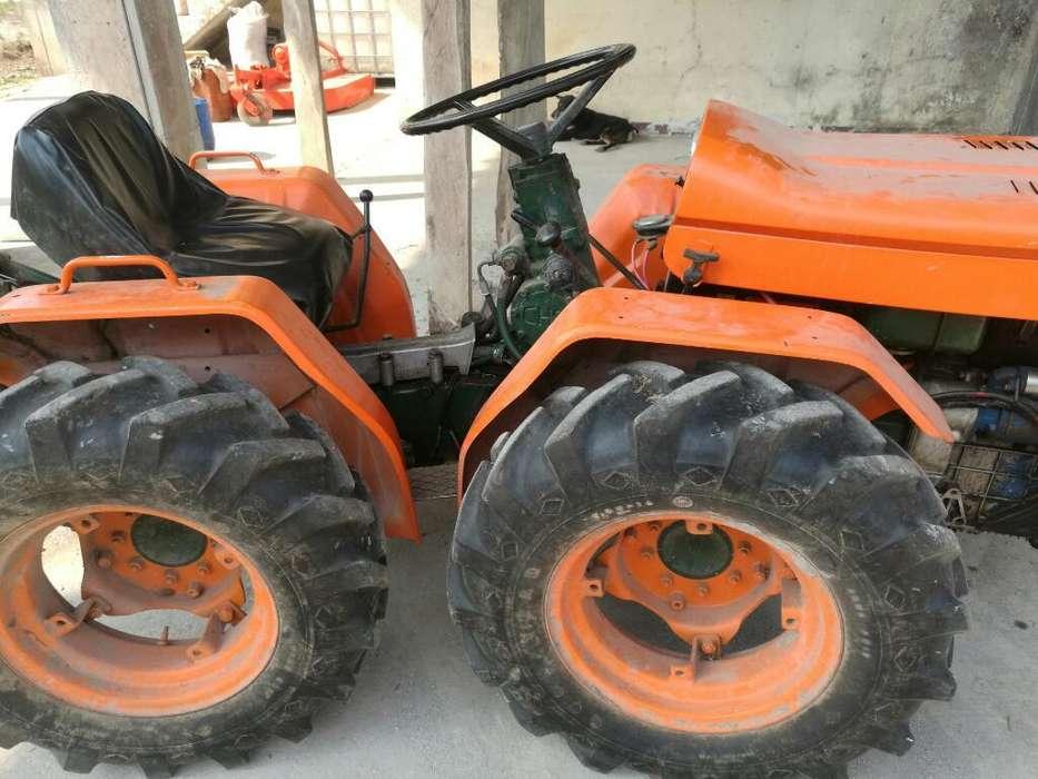 Tractor Goldoni