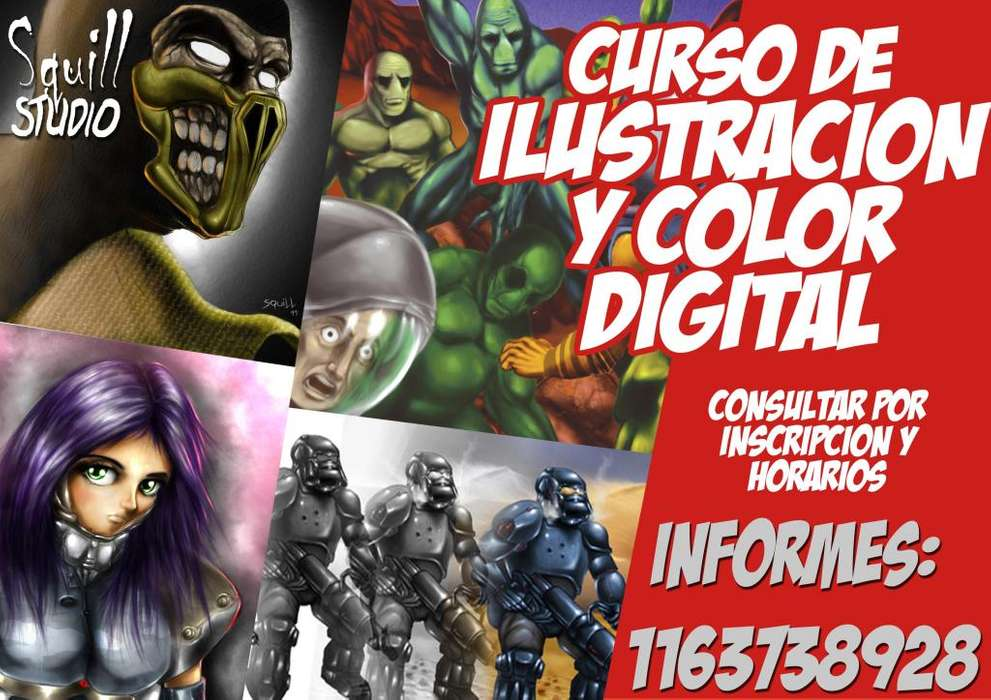 CURSO DE ILUSTRACION DIGITAL