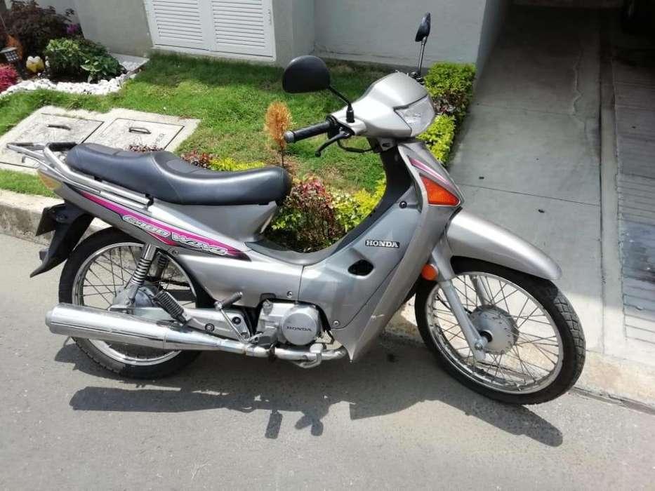 Moto Honda C100 Wave