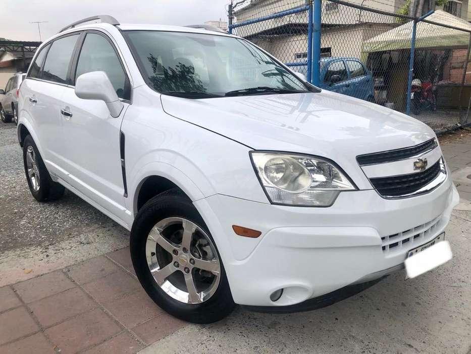 Chevrolet Captiva 2010 - 118000 km